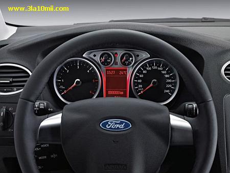 Ford Focus decapotabil