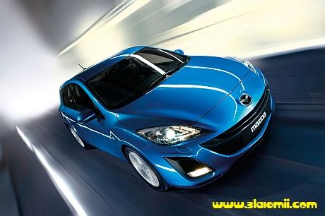 mazda 3 hatckback facelift new 2009